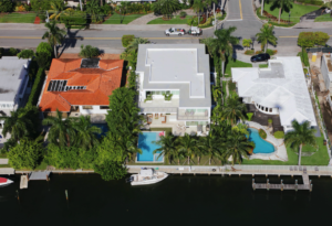house waterfront miami florida construction modern luxury pool landscape architect builder