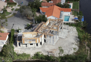 miami florida house builder high-end modern new construction contractor shell