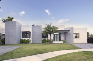 Miami Home Architecture Construction Residence Builder Contractor landscape