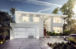 house waterfront miami florida construction modern luxury pool landscape architect builder render