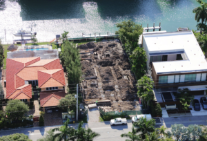 Bay Harbor Islands Miami Florida Builder High-end Custom Home piles